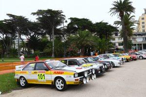 Os segredos do Rally de Portugal Histórico