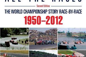Formula 1: All the Races 1950-2012, toda a Fórmula 1 em 616 páginas