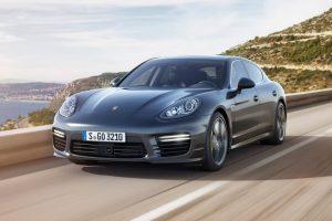 Porsche Panamera Turbo S, o novo topo de gama Gran Turismo