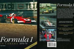 """""""Formula 1 in Camera 1970-79 Vol. II"""", de regresso à época áurea"""
