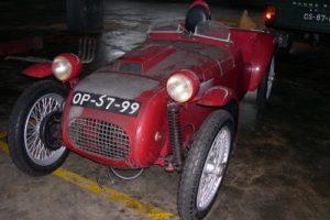 """""""Barn find"""", Lotus Mk6 português leiloado no eBay"""
