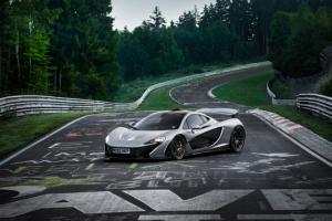 McLaren P1 quebra a marca dos 7 minutos em Nurburgring (com Vídeo)