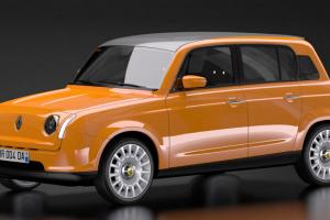 Como seria o Renault 4 4×4 nos dias de hoje? (com Vídeo)