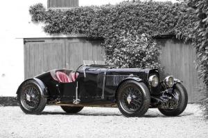Aston Martin Ulster de 1934 leiloado por mais de um milhão e meio de euros
