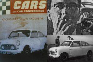 Mini Broadspeed GT Coupé 1966-1968