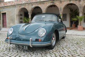 Porsche Clube 356 visita Quinta e Palácio da Bacalhôa