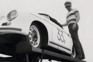 """James Dean Racing at Santa Barbara"" (com Vídeo)"