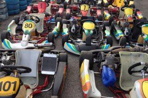 Academia CAM Kart arranca hoje