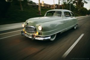 Nash Ambassador regressa à estrada depois de meio século