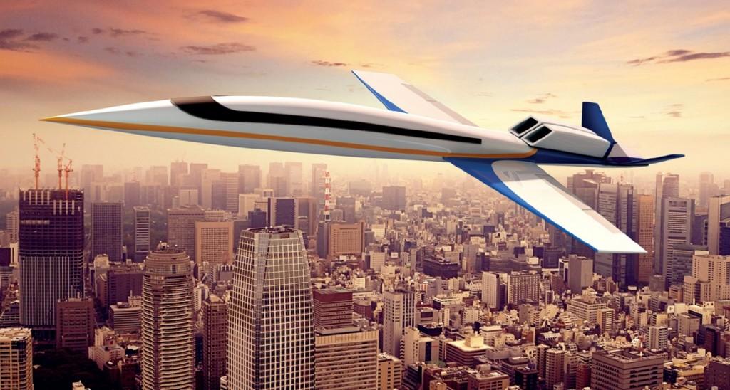 Spike S-512: a aeronave supersónica sem janelas