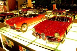 Exposição Alfa Romeo Spider coloriu o DV Porto