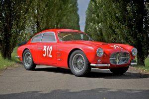 """Exposição """"Maserati – Centenário do Tridente"""" no Salão Motorclássico"""