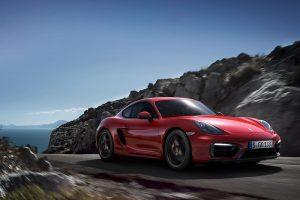 Dois novos modelos com a melhor performance: Boxster GTS e Cayman GTS
