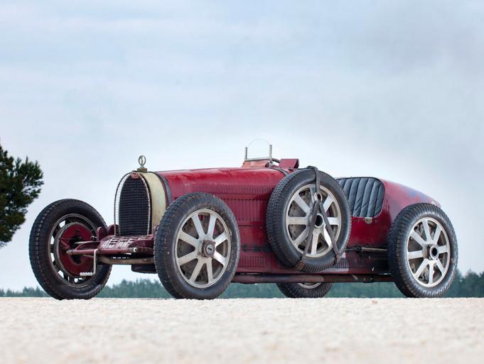 Bugatti type 35b grand prix em leil o jornal dos cl ssicos for Catalogo grand prix