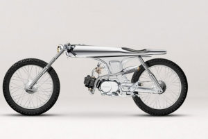Bandit9 Motorcycles apresenta Eve Concept