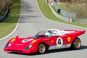 Ferrari Dino 206 S Spider em leilão