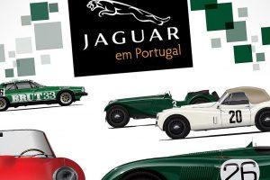 """Livro """"Jaguar em Portugal"""" em promoção no Salão Motorclássico"""