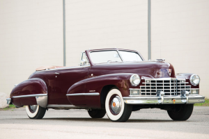 Cadillac Series 62 em leilão