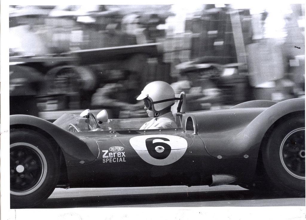 Jornal Dos Classicos O Caminho Ate A F1 Roger Penske