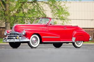 """Pontiac Torpedo Eight Deluxe em destaque na venda """"Motor City"""""""