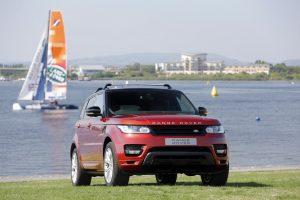 Land Rover distingue excelência e desportivismo nas Extreme Sailing Series
