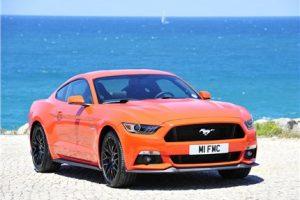 Mais de 9.300 reservas para os novos Ford Mustang