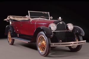 Duesenberg Model A de 1925 em leilão