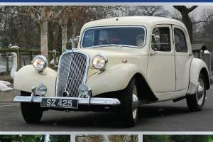 Citroën – The Complete Story