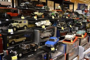 Coimbra recebe Feira de Miniaturas Automóveis, Exposição e Pista de Slot
