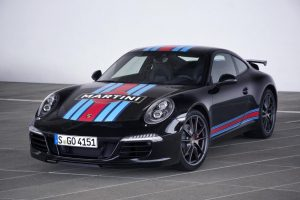 "Porsche Exclusive edita o ""Porsche 911 S Martini Racing Edition"""