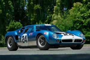 Lola Mk 6 GT oferecido a leilão