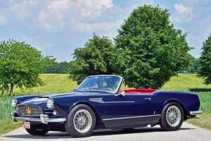 RM Auctions leiloa Maserati 3500 GT Spyder