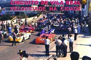 """Apresentação do livro """"Circuito de Vila Real – Velocidade na Cidade"""" amanhã no Porto"""