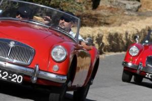 Motorfestival convida visitantes a virem de clássico