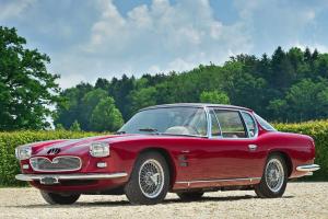 RM Auctions leiloa Maserati 5000 GT