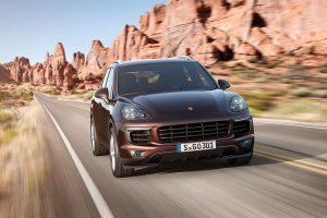 Ainda mais eficiente e dinâmico: o novo Porsche Cayenne