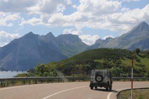 Clube Land Rover organiza Expedição Picos da Europa 2014