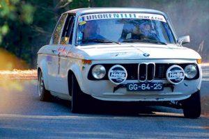 Rallye Vidreiro Histórico já este sábado