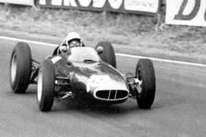 O caminho até à F1: Bruce Johnstone