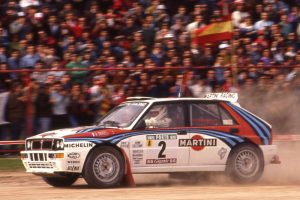 Lendas da Competição: Lancia Delta Integrale 16V (1991)