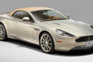 Aston Martin DB9 Equestrian: uma criação única