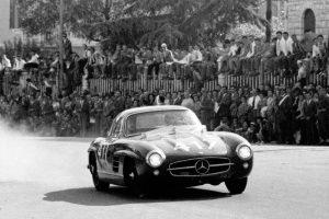Lendas da Competição: Mercedes-Benz 300 SL (1955)