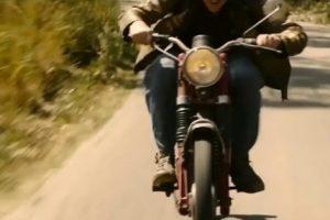Primeiro moto-in em Portugal com exibição do filme Famel Top Secret (com Vídeo)