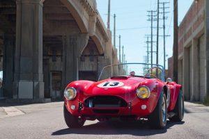 Shelby 289 Competition Cobra vendido por mais de um milhão de libras