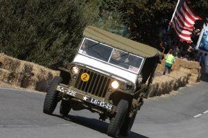 "Desfile ""Jeep Attack!"" no Caramulo Motorfestival"