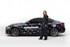 Jaguar e Stella McCartney apresentam a nova campanha FEEL XE em Paris