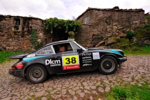 Segundo triunfo consecutivo para Mexia Leitão no Banco BIC Rally de Portugal Histórico