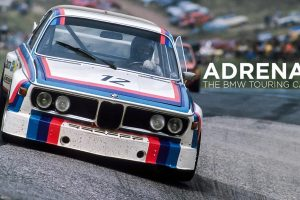 Adrenalin – BMW Touring Cars invade os ecrãs (com Vídeo)