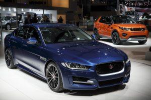 Jaguar e Land Rover Discovery Sport deslumbram em Paris