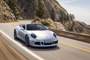 Mais potência e dinâmica – os novos modelos Porsche 911 Carrera GTS